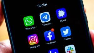 Telegram, cea mai descărcată aplicaţia în ianuarie. Pe ce loc este Whatsapp