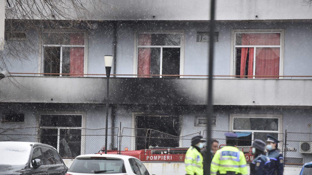 """Un alt pacient, internat la """"Matei Balş"""" în timpul incendiului, a murit. Bilanţul deceselor a ajuns la 19"""