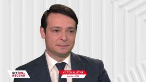 Victor Alistar Sunt voci care spun că în CSM sunt și baroni judiciari. Am sperat că voi putea schimba mult mai multe decât am reușit