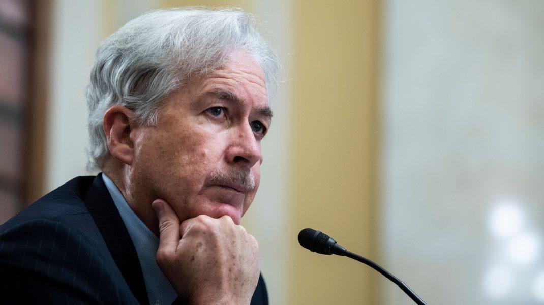 William Burns, directorul CIA.