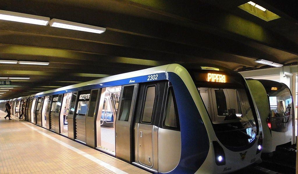 metrou din bucuresti cu destinatia pipera.