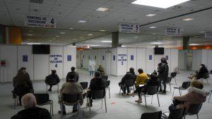 Centru de vaccinare Romexpo
