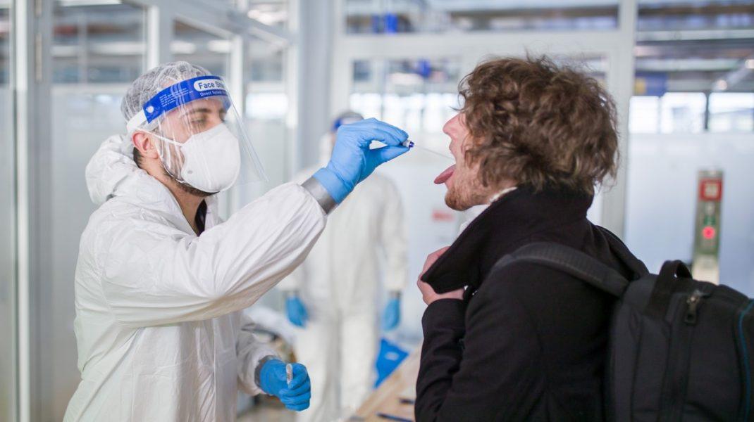 Topul județelor afectate de coronavirus. Clujul a depășit Capitala la numărul de cazuri noi