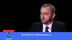 """""""Marius Tucă Show"""", 11 februarie 2021. Invitat: Dorin Dumitran, profilerul lui Gheorghe Dincă"""