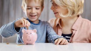 Educație financiară copii