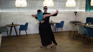 Iubire tango, Clara Pop