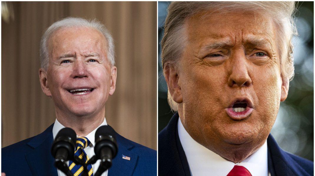 """Joe Biden nu comentează procesul în care este acuzat Donald Trump. Casa Albă: """"Joe Biden este președinte, nu analist politic"""""""