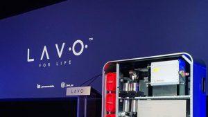 LAVO baterie pe bază de hidrogen