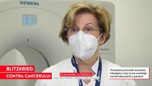 Metodă modernă pentru diagnosticarea cancerului. Investigaţia nu necesită spitalizare şi nu durează mai mult de două ore