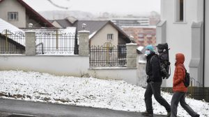 Meteo zăpadă