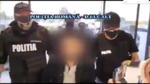 VIDEO. Membru pericolos al unui cartel mexican, capturat în România. Este suspectat de mai multe crime