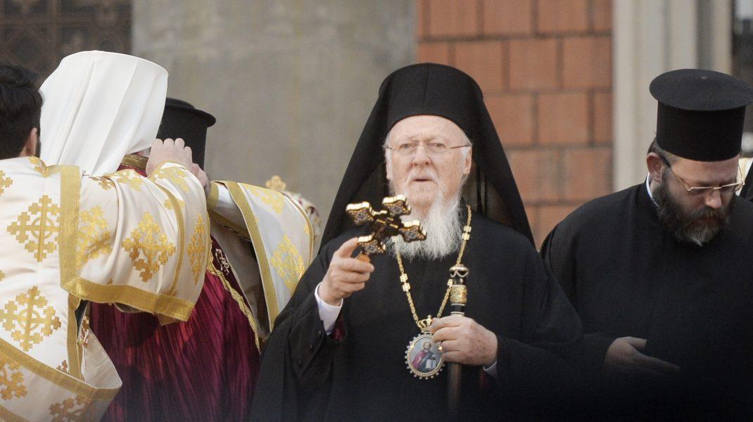 """Patriarhul Constantinopolului, după tragedia de la """"Matei Balș"""": Suferim împreună cu întreg poporul"""