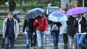 Cod galben de ploi și vânt până luni. Regiunile vizate