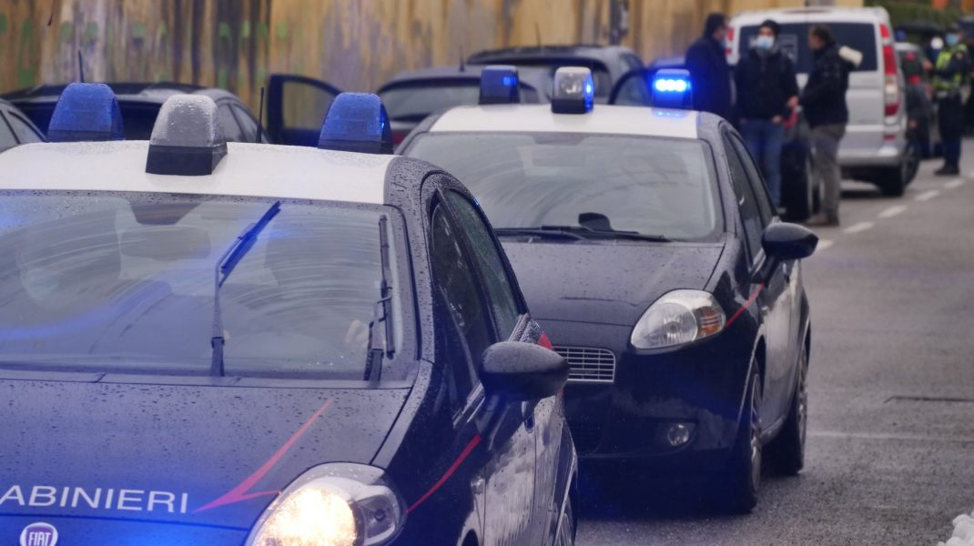 Poliție Italia