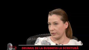 Raluca Kișescu vorbește despre drumul la business la scriitură: Sunt un om normal. Sunt leneșă. Câteodată am stări de panică și anxietate