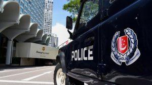singapore-politie