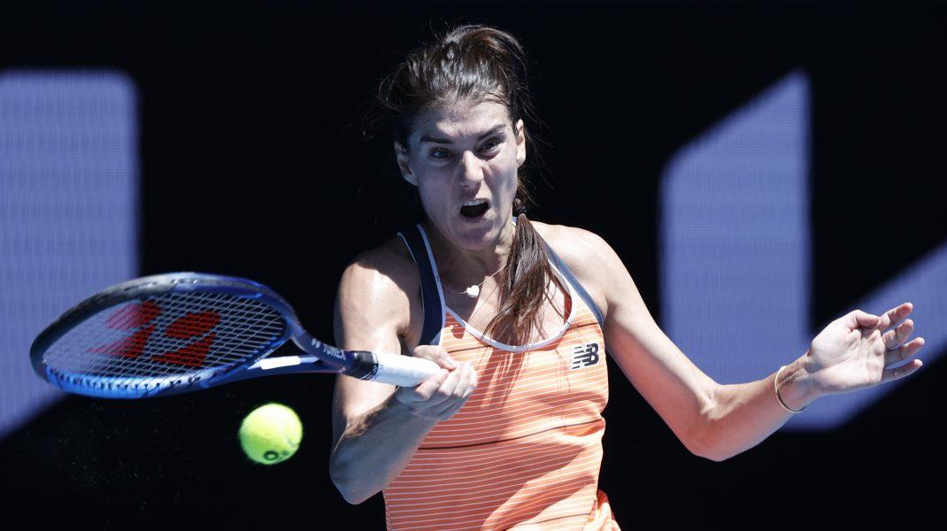 Sorana Cîrstea a fost eliminată în turul trei la Australian Open