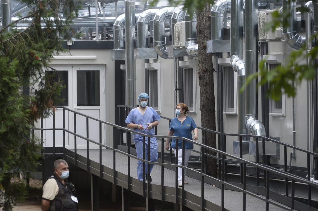 Spitalul COVID-19 din Leţcani are trei avize de funcţionare nelegale. Managerul recunoaște că multe condiţii tehnice sunt neconforme