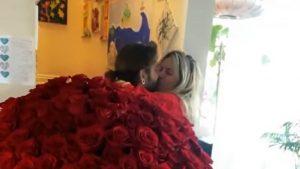 Cum au sărbătorit vedetele de la Hollywood Valentine's Day. Cadoul primit de Jennifer Lopez