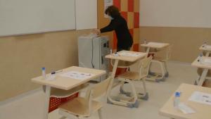 Școala inteligentă din Ciugud se redeschide, deși comuna este în scenariul roșu