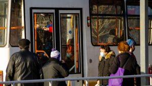 Vremea București, tramvai