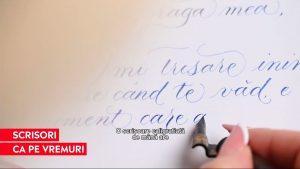 Scrisori caligrafiate: Cât durează scrierea și care sunt costurile