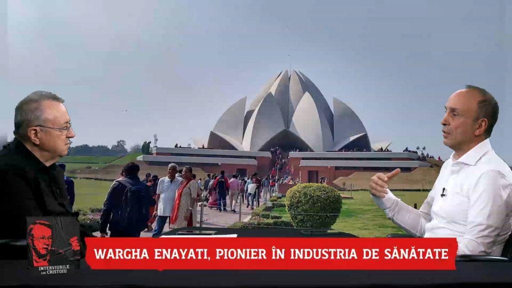 Dr. Wargha Enayati Privatul niciodată nu poate să facă ce face statul