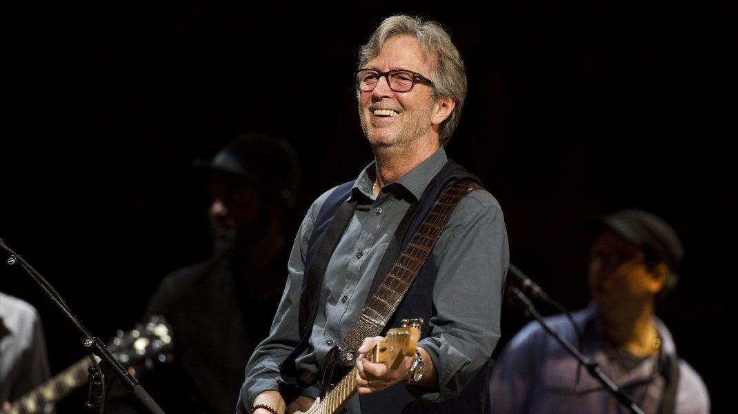 Eric Clapton împlineşte astăzi 76 de ani