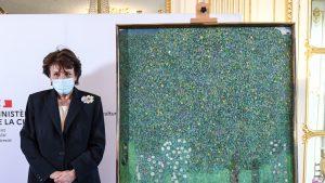 Franța renunță la singurul tablou semnat de Gustav Klimt pe care îl deține. Unde va fi ajunge opera de artă