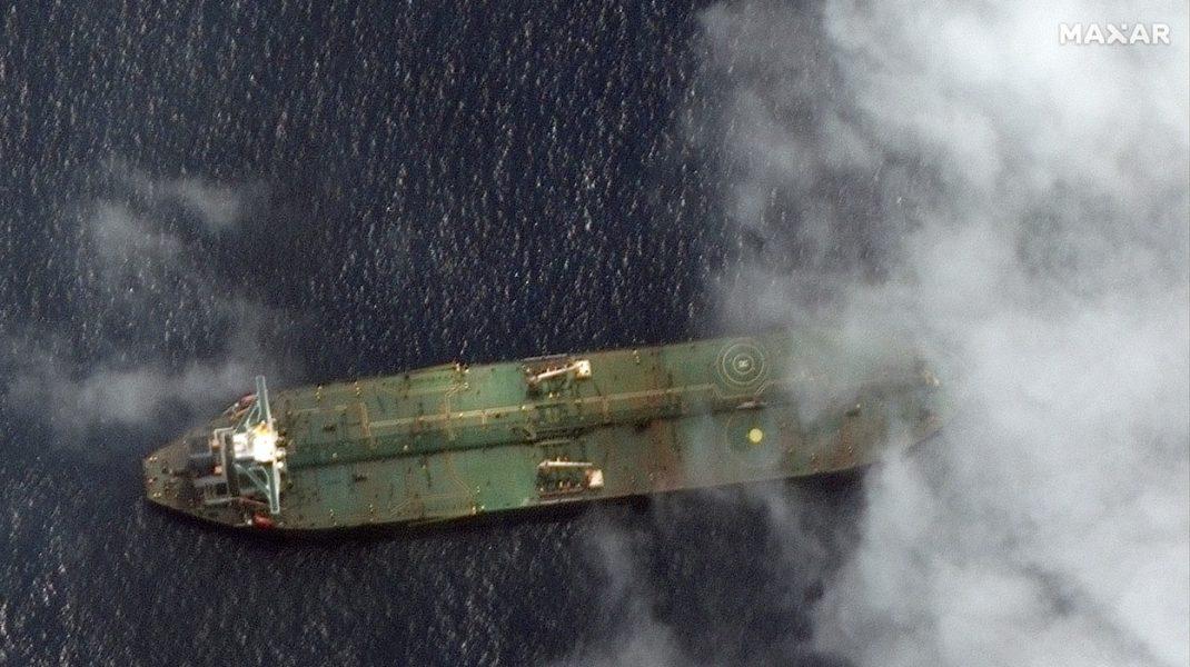 O navă iraniană a fost atacată în Marea Mediterană