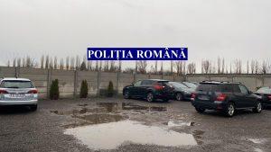 Percheziții la samsarii de mașini second-hand, într-un dosar de evaziune fiscală. Prejudicul adus statului este de 20 de milioane de euro