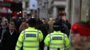 Poliția-londoneză