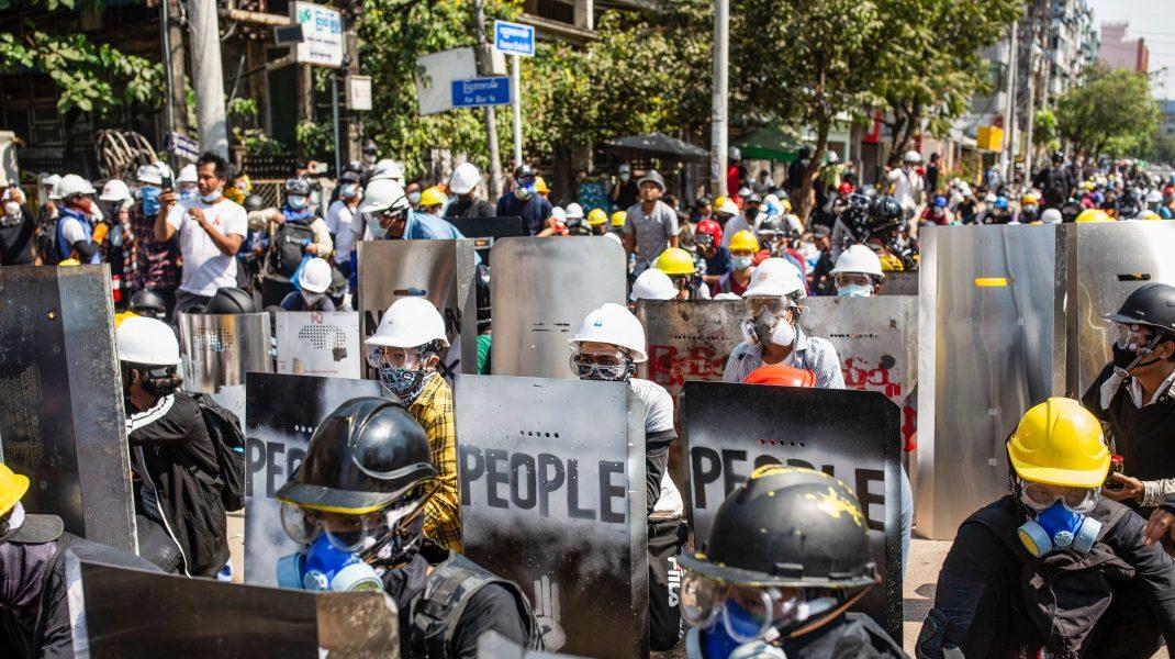 Proteste-în-Myanmar