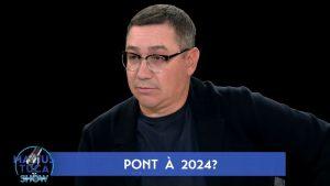 """Victor Ponta, despre tăcerea lui Băsescu în cazul condamnării fiicei lui Este un """"sub-om"""""""