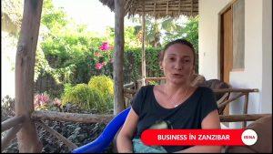Au renunțat la visul american și au ales să stea pe plajă. Ce business au deschis românii în Zanzibar