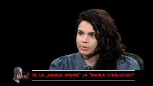 """Alina Șerban, din casa cu chirpici la actrița anului 2020 în Germania: """"Sunt o Cenușăreasă urbană"""""""