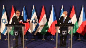 Andrej Babis Bejamin Netanyahu
