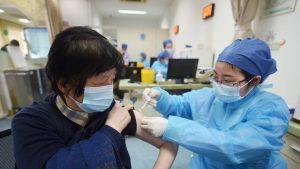 Campanie accelerată în China. Au fost făcute 65 de milioane de vaccinuri anti-Covid