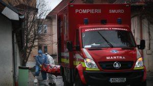 Coronavirus ambulanță
