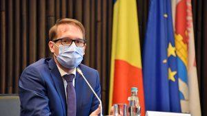 """Dominic Fritz cere mai multe vaccinuri pentru timișoreni: """"Pentru că intrăm în carantină trebuie să suplimentăm masiv dozele"""""""