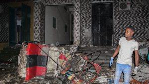 O maşină-capcană a explodat în capitala Somaliei. Au murit cel puțin 20 de oameni, iar peste 30 au fost răniți