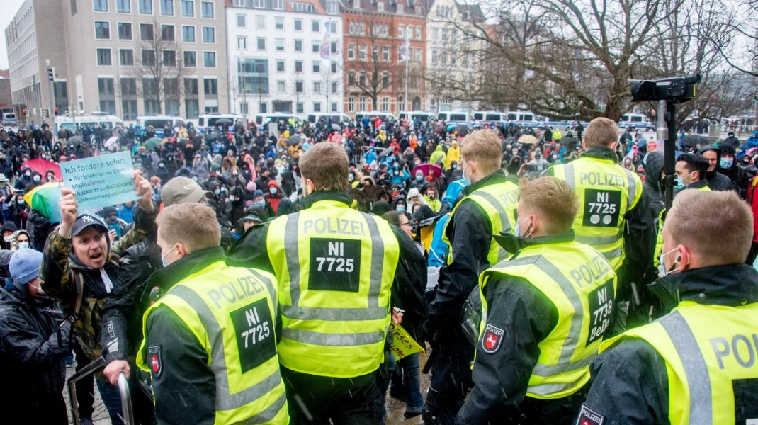 germania-proteste