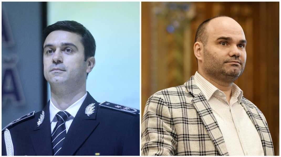 Cătălin Ioniță, Constantin Mitulețu-Buică