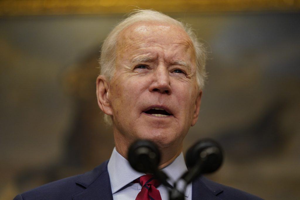 """Joe Biden a semnat noul plan de asistenţă financiară, în valoare de 1.900 de miliarde de dolari: """"Are rolul reconstruirii structurii acestei ţări"""""""
