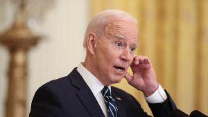 """Joe Biden, confuz la prima lui conferință. Bâlbele făcute de președintele american, poreclit """"Joe Somnorosul"""" de către Trump"""