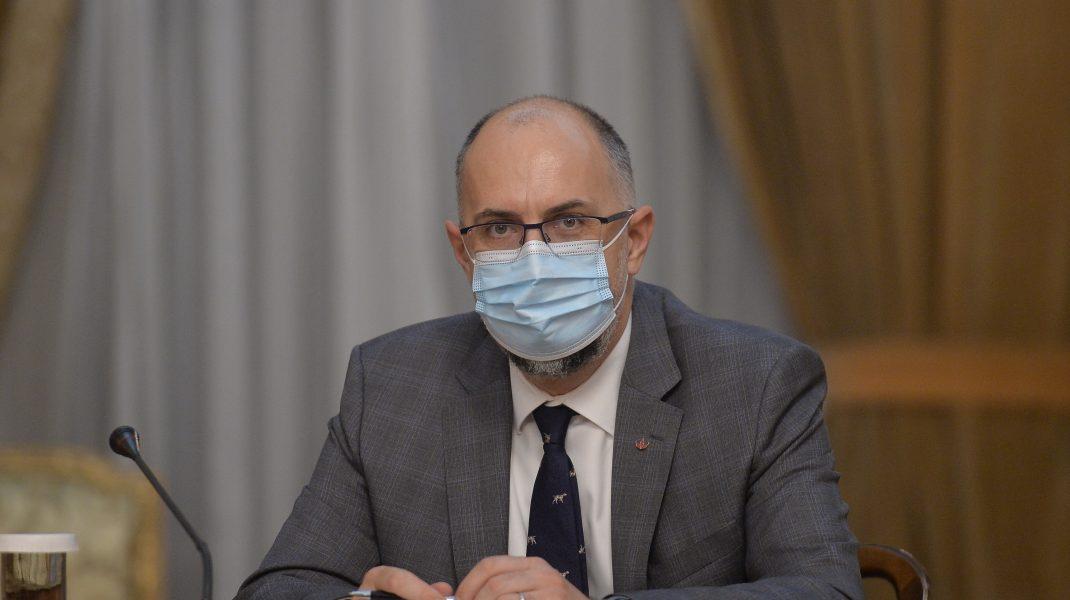 """Kelemen Hunor: """"M-aș vaccina cu AstraZeneca fără nicio problemă"""""""