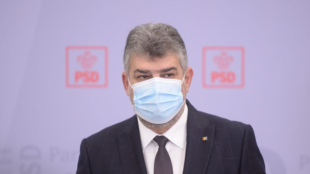 Marcel Ciolacu susține că Guvernul va tăia cu 25% salariile