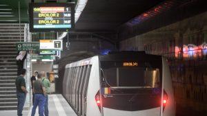 Intervalele de succedare a metroului vor crește. Anunțul făcut de Metrorex