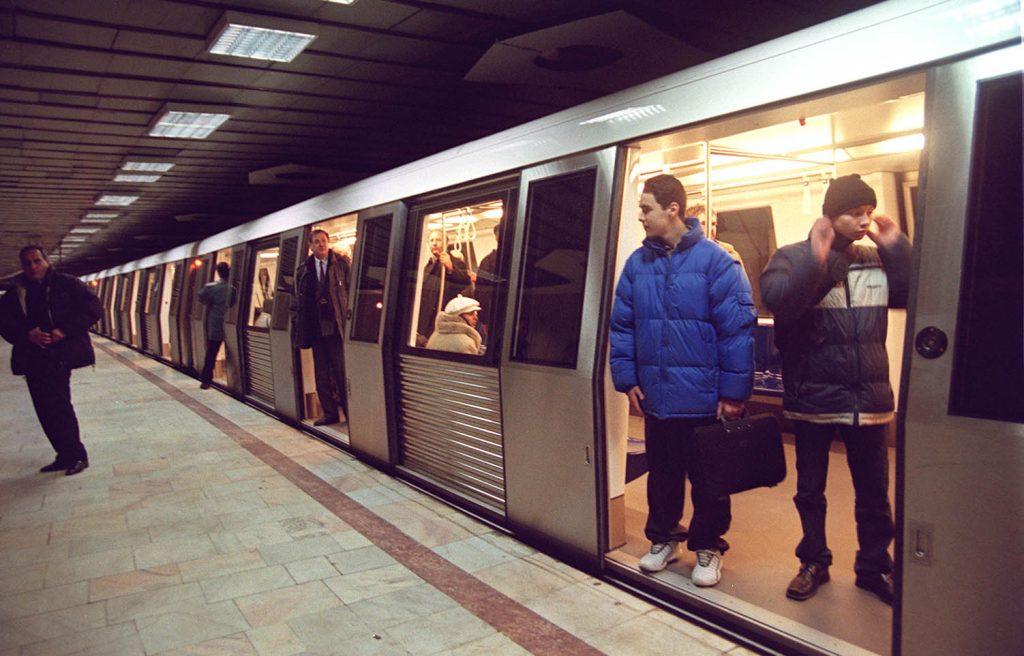 Fără spații comerciale în stațiile de la metrou. Termenul limită impus de Metorex