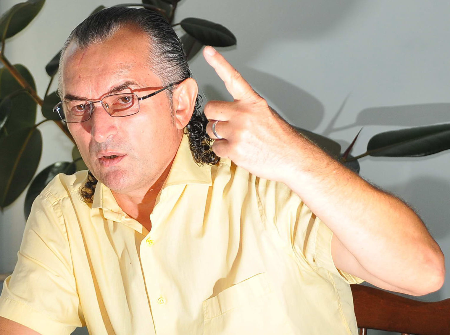 """Miron Cozma, mesaj amenințător pentru Cîțu: """"Dacă vrei o mineriadă, pot să o fac oricând! Nu ai cum să mă oprești!"""""""